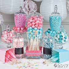 Candy Tables Ideas Save On Baby Shower Candy Buffet Ideas Oriental Trading