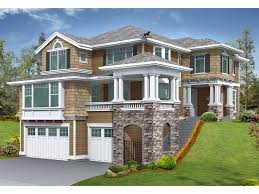 hillside house plans for sloping lots cool and opulent sloping lot house plans innovative decoration