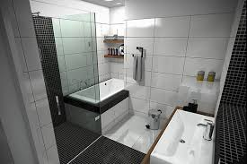 Large White Wall Tiles Bathroom - 25 wonderful bathroom ideas for small spaces slodive