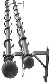 Traverse Drapery Traverse Rods And Rings Antique Drapery Rod Company