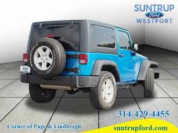 jeep gray blue blue jeep wrangler in missouri for sale used cars on buysellsearch