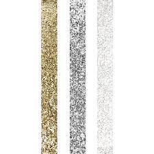 silver glitter ribbon gold glitter ribbon clipart clip library
