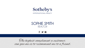 sothebys realty business cards 27 sothebys realty card template