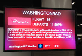 why virgin america is my favorite airline funny