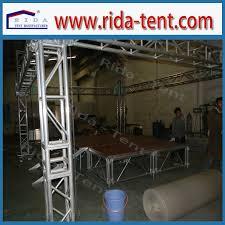 Building A Tent Platform Building A Stage Platform Building A Stage Platform Suppliers And