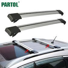 porta pacchi auto partol tetto auto rack cross bar serratura antifurto suv top 癸 68