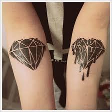 the 25 best black diamond tattoos ideas on pinterest diamond