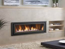 intriguing and wonderful modern ventless fireplace meant for