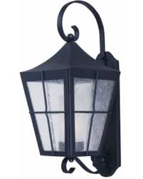 Fluorescent Wall Sconce Sweet Deal On Maxim 85334 Black Seedy Frosted Glass Maxim 85334
