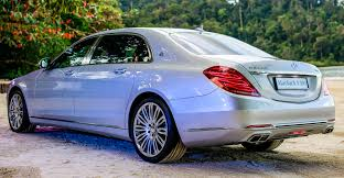 maybach mercedes coupe mercedes maybach s 500 and s 600 introduced in malaysia u2013 pricing