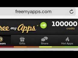 free my apps apk freemyapps 100000 point december 2016 updated link