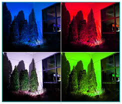 multi color led landscape lighting color led landscape lighting