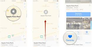 How To Delete Maps History How To Name And Save Locations With Maps On Iphone And Ipad Imore