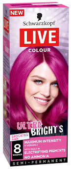 how to mix schwarzkopf hair color schwarzkopf live colour live colour ultra brights shocking