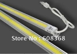 cob led light bar 2018 wholesale 0 5m led rigid light bar cob led rigid bar light 7w