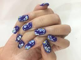 korean nail art pinteres korean nail art 18 glittery korean nail