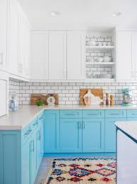 bright modern kitchen before and after a 1920s kitchen makeover domino