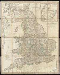 Map Of Oz File 1790 Faden Map Of The Roads Of Great Britain Or England