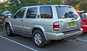 nissan pathfinder tire size 1999 nissan pathfinder specs and photots rage garage