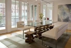 tavoli di cristallo sala da pranzo sala da pranzo vetro moderno tavoli le forme comuni di vetro