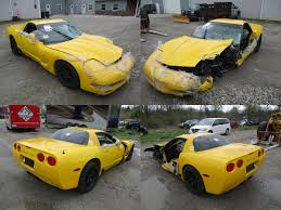 yellow corvette c5 chevrolet corvette archives cleveland power performance