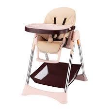 siege bebe pour manger réglable bébé chaise haute d alimentation enfant portable à