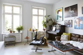 swedish home my scandinavian home a charming swedish home with pops of golden