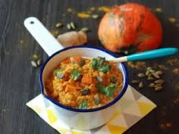 comment cuisiner du potimarron curry de potimarron aux lentilles corail veggie ou comment