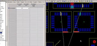 pcb designer job europe proper placement of passive devices for enet signal termination