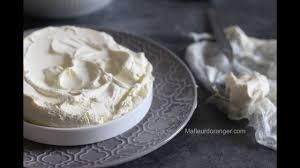 comment cuisiner le mascarpone mascarpone maison avec seulement deux ingrédients de base diy صنع