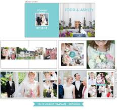 12x12 wedding album clean style 12x12 wedding album template birdesign