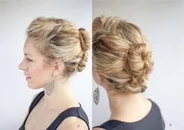 Frisuren Selber Machen Lockiges Haar by Die Besten 25 Natürliche Lockige Hochsteckfrisur Ideen Auf