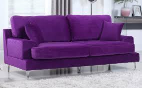 brilliant pretty inspiration purple velvet tufted sofa ion purple