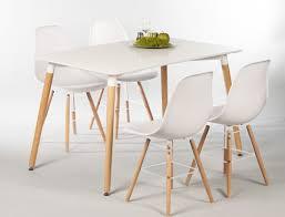 essgruppe küche tischgruppe esstisch ilka weiß 4 stühle ronald weiß essgruppe