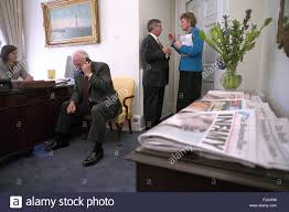outer oval office of the white house on the day following the 9 11