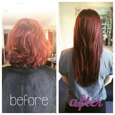 Great Lengths Hair Extensions San Diego by Before And After U2013 Socal Hair Extensions
