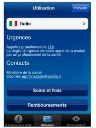 bureau carte assurance maladie la carte européenne d assurance maladie mon erasmus à bergamo