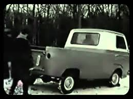 Ford Vintage Truck - corvair rampside vs ford econoline truck vintage youtube