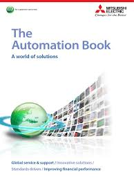 mitsubishi katalog programmable logic controller automation