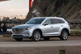 mazda crossover vehicles 2017 mazda cx 9 suv pricing for sale edmunds