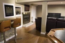 basement remodeling ideas small family room decorating p