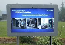 hyundai h461ml outdoor display medianow