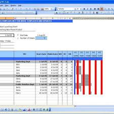 gantt chart excel templates inside free excel gantt chart