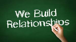 building relationships quotes like success