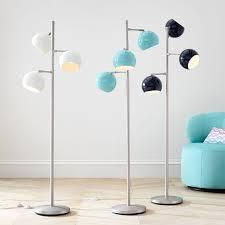 solid spotlight floor lamp pbteen