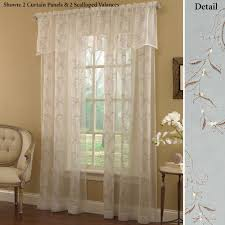 Crushed Voile Sheer Curtains by 100 Crushed Voile Curtains Christmas Tree Shop Best 25