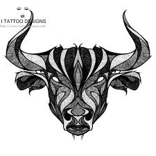 bull tattoos tattoo collections