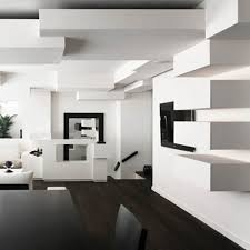 Dining Room Interior Design Ideas Indoor The Bright And White Interior Design Apartments With