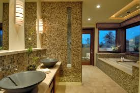 mosaic bathrooms ideas 20 mosaic tile bathroom designs decorating ideas design trends