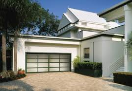 elegant sliding garage doors in natural colour designing city